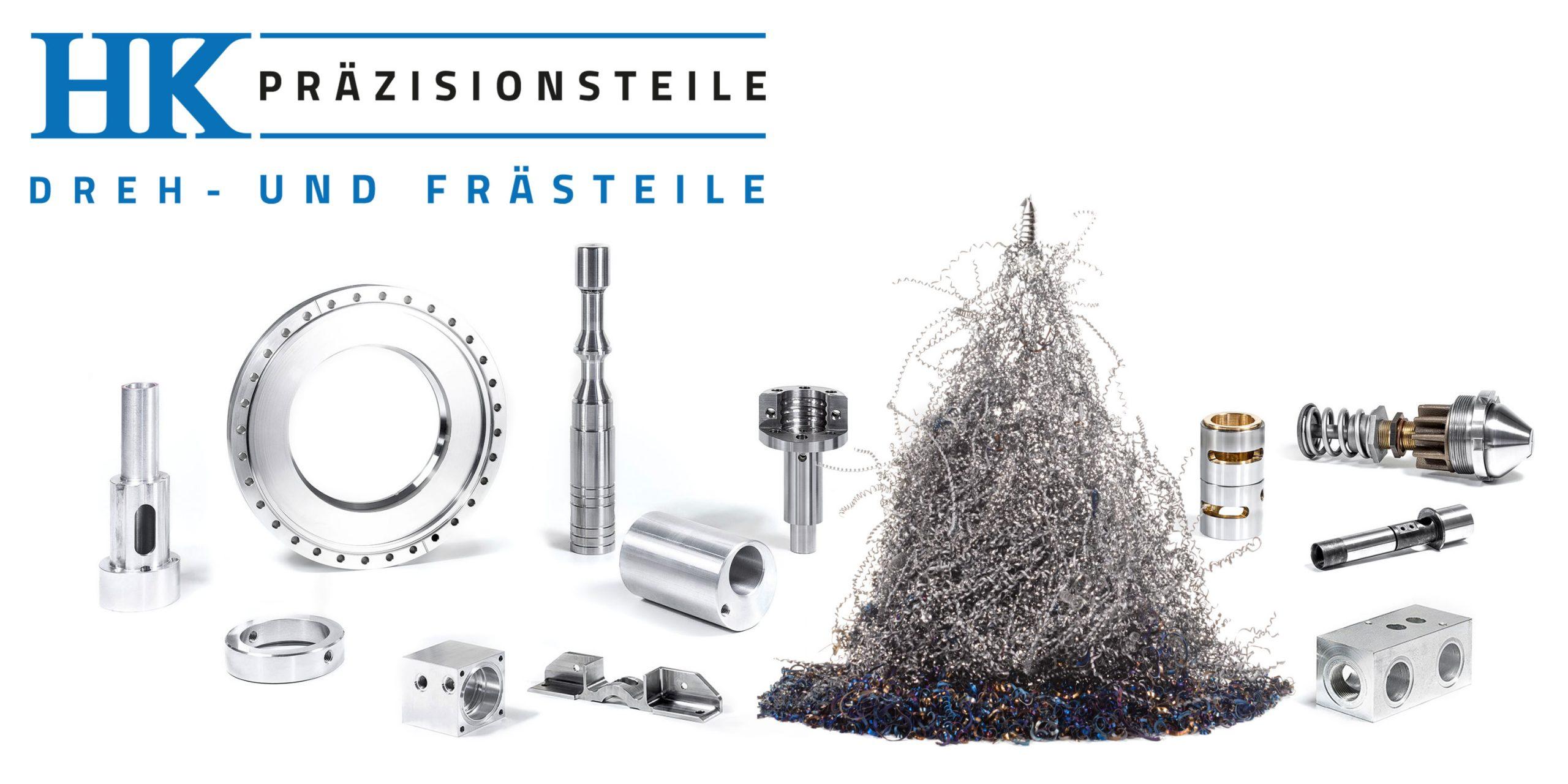 Das Unternehmen HK Präzisionsteile GmbH wünscht frohe Weihnachten.