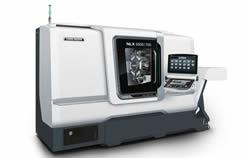 Mit den DMG Mori NLX 2500 produzieren wir Futterteile bis 300 mm.